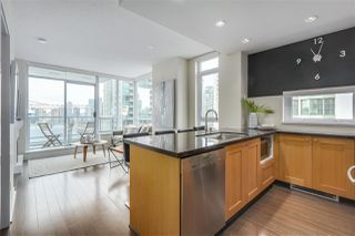 "Photo 7: 1508 821 CAMBIE Street in Vancouver: Downtown VW Condo for sale in ""Raffles"" (Vancouver West)  : MLS®# R2343787"