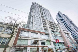 "Photo 1: 1508 821 CAMBIE Street in Vancouver: Downtown VW Condo for sale in ""Raffles"" (Vancouver West)  : MLS®# R2343787"