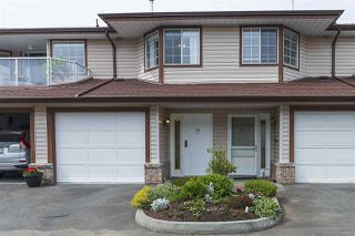 "Photo 2: 32 32659 GEORGE FERGUSON Way in Abbotsford: Abbotsford West Townhouse for sale in ""CANTERBURY GATE"" : MLS®# R2343640"