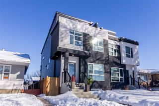 Main Photo: 7736 80 Avenue in Edmonton: Zone 17 House Half Duplex for sale : MLS®# E4145391