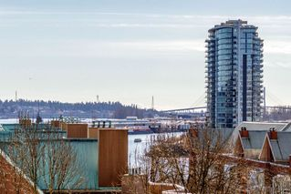"Photo 13: 703 1185 QUAYSIDE Drive in New Westminster: Quay Condo for sale in ""RIVIERA"" : MLS®# R2345179"