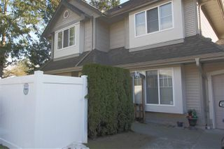 "Photo 1: 57 23085 118 Avenue in Maple Ridge: East Central Townhouse for sale in ""Sommerville Gardens"" : MLS®# R2345607"