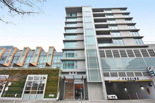 "Main Photo: 704 522 W 8TH Avenue in Vancouver: Fairview VW Condo for sale in ""CROSSROADS"" (Vancouver West)  : MLS®# R2347481"