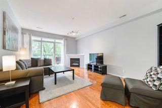 Photo 4: 312 10717 83 Avenue in Edmonton: Zone 15 Condo for sale : MLS®# E4147020