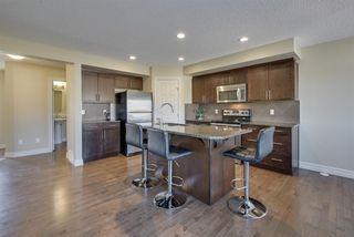 Photo 2: 9655 SIMPSON Place in Edmonton: Zone 14 House Half Duplex for sale : MLS®# E4147944