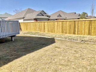 Photo 30: 9655 SIMPSON Place in Edmonton: Zone 14 House Half Duplex for sale : MLS®# E4147944
