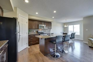 Photo 6: 9655 SIMPSON Place in Edmonton: Zone 14 House Half Duplex for sale : MLS®# E4147944