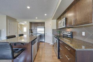 Photo 4: 9655 SIMPSON Place in Edmonton: Zone 14 House Half Duplex for sale : MLS®# E4147944