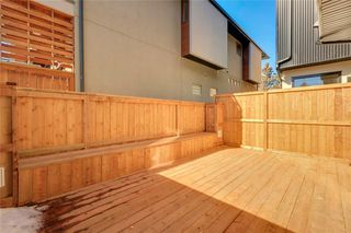 Photo 37: 4907 16 Street SW in Calgary: Altadore Row/Townhouse for sale : MLS®# C4235288