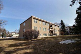 Main Photo: 9 6815 112 Street in Edmonton: Zone 15 Condo for sale : MLS®# E4150399
