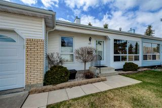 Main Photo: 121 17703 64 Avenue in Edmonton: Zone 20 Townhouse for sale : MLS®# E4154984