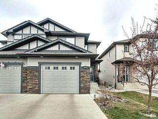 Main Photo: 3020 HARVEY Crescent in Edmonton: Zone 58 House Half Duplex for sale : MLS®# E4157939
