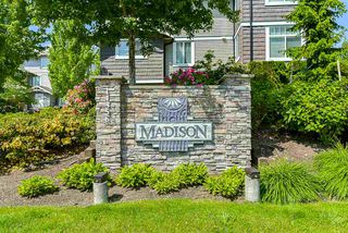 "Main Photo: 82 14356 63A Avenue in Surrey: Sullivan Station Townhouse for sale in ""MADISON"" : MLS®# R2373318"
