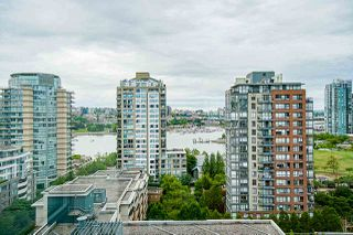 "Photo 1: 1801 1201 MARINASIDE Crescent in Vancouver: Yaletown Condo for sale in ""The Peninsula"" (Vancouver West)  : MLS®# R2373900"