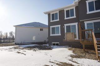 Photo 14: 665 Eagleson Crescent in Edmonton: Zone 57 House Half Duplex for sale : MLS®# E4178462