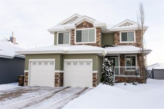 Photo 1: 92 Lacombe Drive: St. Albert House for sale : MLS®# E4184065