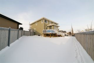 Photo 43: 92 Lacombe Drive: St. Albert House for sale : MLS®# E4184065