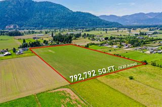 Photo 1: 6250 CHADSEY Road in Sardis - Greendale: Greendale Chilliwack Land for sale (Sardis)  : MLS®# R2467293