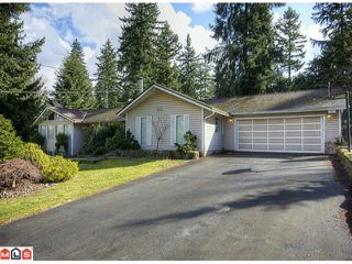 Photo 4: 15656 MOUNTAIN VIEW Drive in Surrey: Grandview Surrey House for sale (South Surrey White Rock)  : MLS®# F1107097