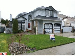 Photo 1: 3516 CHASE Street in Abbotsford: Abbotsford West House for sale : MLS®# F1109642