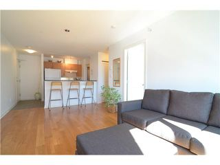 "Photo 2: 507 1295 RICHARDS Street in Vancouver: Downtown VW Condo for sale in ""OSCAR"" (Vancouver West)  : MLS®# V889661"