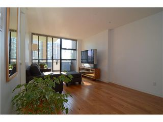 "Photo 3: 507 1295 RICHARDS Street in Vancouver: Downtown VW Condo for sale in ""OSCAR"" (Vancouver West)  : MLS®# V889661"