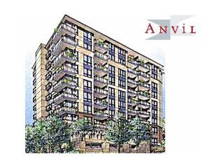 """Photo 2: 604 200 KEARY Street in New Westminster: Sapperton Condo for sale in """"THE ANVIL"""" : MLS®# V907094"""