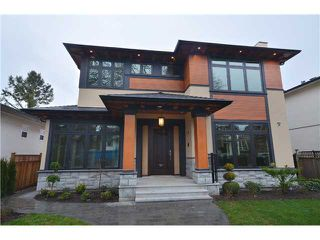 Photo 1: 3538 42ND West Avenue in Vancouver: Southlands House for sale (Vancouver West)  : MLS®# V987261