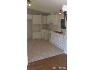 Photo 7: 12 2741 Stautw Rd in SAANICHTON: CS Hawthorne Manufactured Home for sale (Central Saanich)  : MLS®# 658840