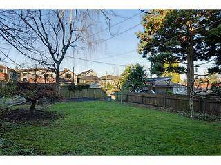 "Photo 19: 435 E 23RD Avenue in Vancouver: Fraser VE House for sale in ""MAIN STREET CORRIDOR"" (Vancouver East)  : MLS®# V1043103"