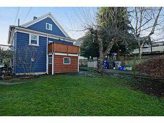 "Photo 20: 435 E 23RD Avenue in Vancouver: Fraser VE House for sale in ""MAIN STREET CORRIDOR"" (Vancouver East)  : MLS®# V1043103"