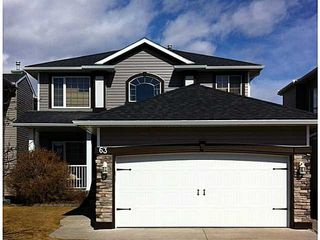 Photo 1: 63 CITADEL CREST Heath NW in CALGARY: Citadel Residential Detached Single Family for sale (Calgary)  : MLS®# C3608928