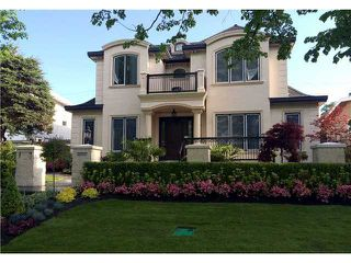 Photo 1: 2162 W 32ND Avenue in Vancouver: Quilchena House for sale (Vancouver West)  : MLS®# V1064374