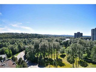 "Photo 15: 1702 9603 MANCHESTER Drive in Burnaby: Cariboo Condo for sale in ""STRATHMORE TOWERS"" (Burnaby North)  : MLS®# V1072426"