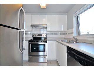 "Photo 2: 1702 9603 MANCHESTER Drive in Burnaby: Cariboo Condo for sale in ""STRATHMORE TOWERS"" (Burnaby North)  : MLS®# V1072426"