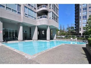 "Photo 19: 1702 9603 MANCHESTER Drive in Burnaby: Cariboo Condo for sale in ""STRATHMORE TOWERS"" (Burnaby North)  : MLS®# V1072426"