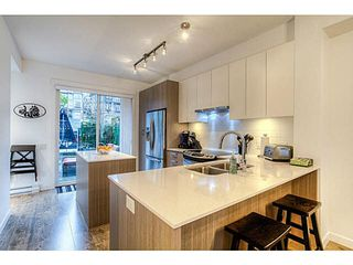 "Photo 5: 82 1320 RILEY Street in Coquitlam: Burke Mountain Townhouse for sale in ""RILEY BY MOSAIC"" : MLS®# V1095086"
