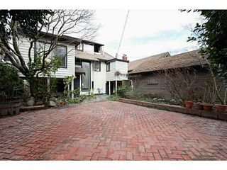 Photo 14: 1826 W 12TH Avenue in Vancouver: Kitsilano House for sale (Vancouver West)  : MLS®# V1106697