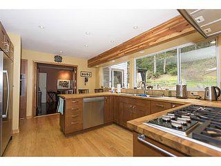 Photo 8: 1529 WHITE SAILS Drive: Bowen Island House for sale : MLS®# V1110930