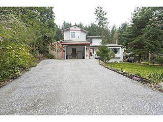 Photo 2: 1529 WHITE SAILS Drive: Bowen Island House for sale : MLS®# V1110930