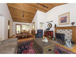 Photo 4: 1529 WHITE SAILS Drive: Bowen Island House for sale : MLS®# V1110930