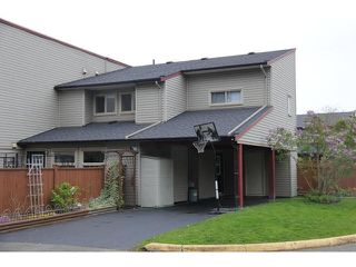 "Photo 1: 133 27456 32 Avenue in Langley: Aldergrove Langley Townhouse for sale in ""Cedar Park"" : MLS®# F1437830"