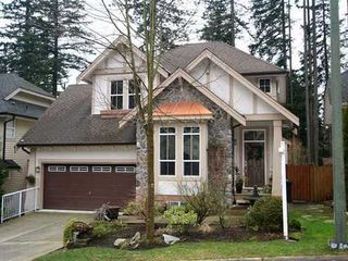 Photo 1: 3 ALDER Drive in Port Moody: Heritage Woods PM Home for sale ()  : MLS®# V940911