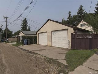 Photo 20: 474 Notre Dame Street in WINNIPEG: St Boniface Residential for sale (South East Winnipeg)  : MLS®# 1523842