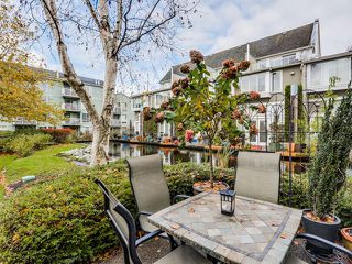 Photo 1: 13 2138 E KENT AVENUE SOUTH Avenue in Vancouver: Fraserview VE Townhouse for sale (Vancouver East)  : MLS®# R2012561