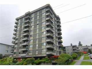Main Photo: 704 47 AGNES STREET in : Downtown NW Condo for sale : MLS®# V1008254