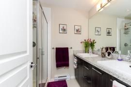 "Photo 12: 44 1338 HAMES Crescent in Coquitlam: Burke Mountain Townhouse for sale in ""FARRINGTON PARK"" : MLS®# R2048770"