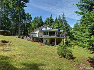 Photo 18: 636 Gowlland Rd in VICTORIA: Hi Western Highlands Single Family Detached for sale (Highlands)  : MLS®# 731685