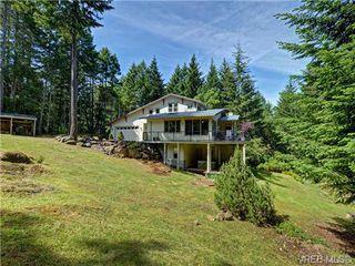 Photo 18: 636 Gowlland Rd in VICTORIA: Hi Western Highlands House for sale (Highlands)  : MLS®# 731685