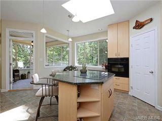 Photo 4: 636 Gowlland Rd in VICTORIA: Hi Western Highlands House for sale (Highlands)  : MLS®# 731685